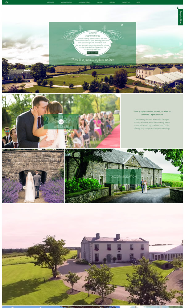 100% Irish Freelance Web Design and Development